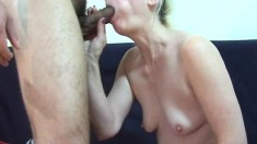 Old Mature Love Blowjob And Hardcore Coitus