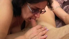 Amateur Russian Couple Fuck At Home