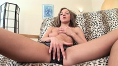 Beautiful Inna displays her wonderful body and drills her sweet holes
