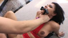 Submissive Victoria Sweet Gets Her Fiery Cunt Banged Hard By Mark Wood