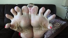 Hot Erotic Foot Fetish Girl Fetish Sex