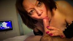 Mature Asian Blowjob 06