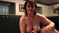 Sexy Smoking Hot Brunette With Big Boobs And A Fat Rounf Ass
