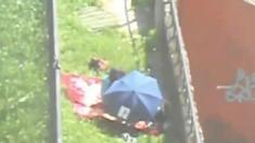 Umbrella Sex!!!!