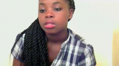 Sexy Ebony Ass