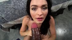 Krissy Lynn the MILF sex goddess stepmom POV scene