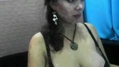 Russian super busty tits